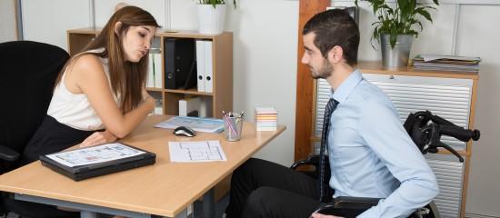 Une aide pour favoriser l'embauche des personnes handicapées