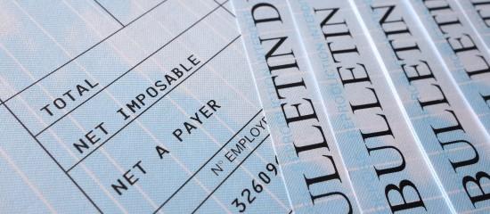 Les changements sur la feuille de paie en2016