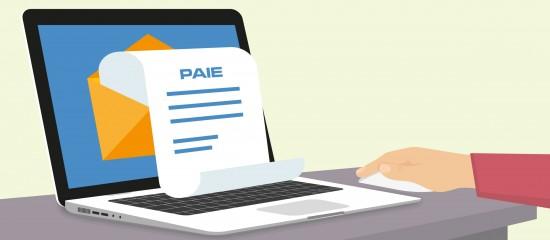 Bulletin de paie: de la version papier au format électronique